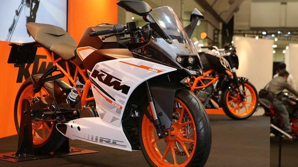 Ktm Rc250 Abs Motosiklet Incelemesi Motogaraj