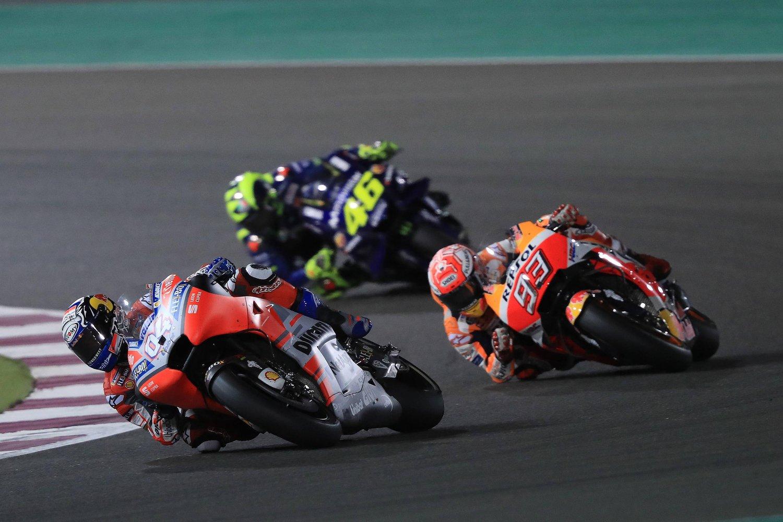 moto gp,motogp yarışları,katar motogp