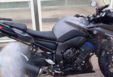 Motosiklet nasıl yıkanmalı
