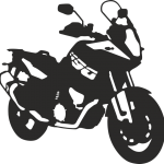 Motosiklette siyaset olmaz. Ama siyasete motosiklet lazım.