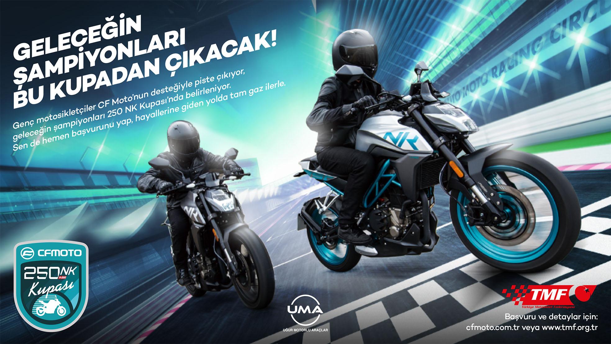 Tmf,Türkiye motosiklet federasyonu