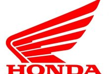 honda motosiklet sticker set